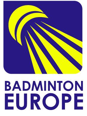 Badminton Europe logo